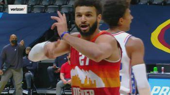 NBA, 30 punti per Jamal Murray contro Philadelphia