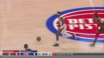NBA, i 30 punti di Jerami Grant contro Portland