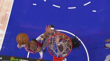NBA, tripla doppia per Russell Westbrook contro Detroit