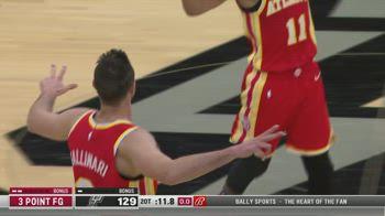 NBA, la tripla decisiva di Gallinari nel secondo overtime
