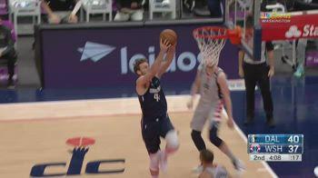 NBA, 10 punti per Nicolò Melli contro Washington