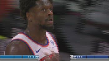 NBA Highlights: Detroit-New York 81-125