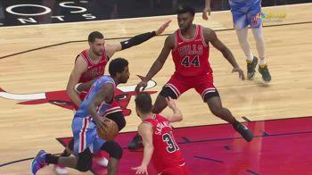 NBA, 15 assist per Kyrie Irving vs. Chicago