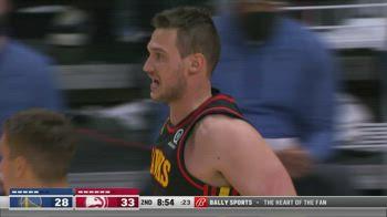 NBA, i 25 punti di Danilo Gallinari contro Golden State