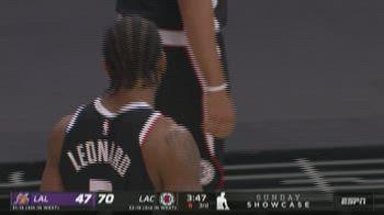 NBA Highlights: L.A. Clippers-L.A. Lakers 104-86