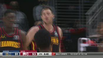NBA Highlights: Atlanta-Golden State 117-111