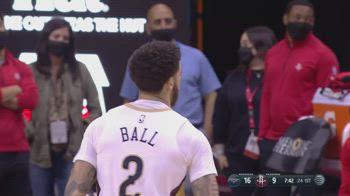 NBA, le otto triple di Lonzo Ball contro Houston