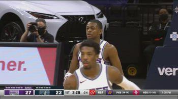 NBA, 31 punti per De'Aaron Fox contro Minnesota