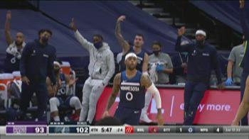 NBA Highlights: Minnesota-Sacramento 116-106