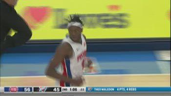 NBA Highlights: Oklahoma City-Detroit 108-132