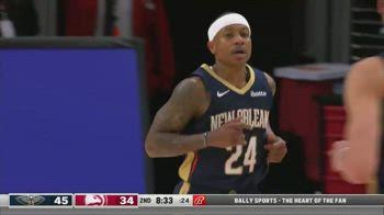NBA, 8 punti di Isaiah Thomas vs. Hawks