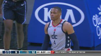 NBA, tripla doppia per Russell Westbrook contro Orlando