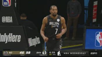 NBA, ritorno perfetto per Kevin Durant: 17 punti, 0 errori