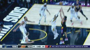 NBA, 35 punti per Devin Booker contro Utah