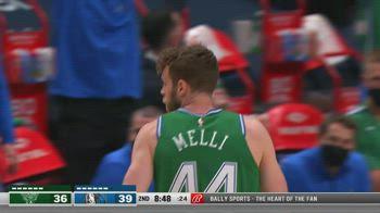 NBA, i 6 punti di Nicolò Melli contro Milwaukee