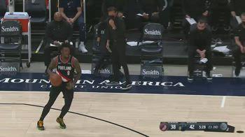 NBA, i 37 punti di Donovan Mitchell contro Portland