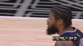 NBA, 33 punti di Paul George vs. Suns