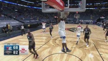 NBA, 37 punti per Zion Williamson contro Philadelphia