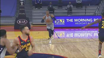 NBA, tripla doppia per Russell Westbrook vs Golden State