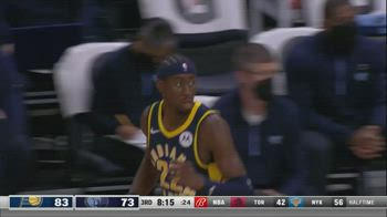 NBA, i 34 punti di Caris LeVert contro Memphis