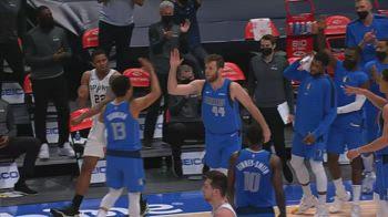 NBA, i 6 punti di Nicolò Melli contro San Antonio