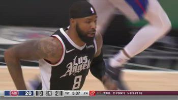 NBA, 33 punti di Marcus Morris vs. Detroit