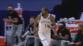 NBA, i 31 punti di Kevin Durant contro Minnesota