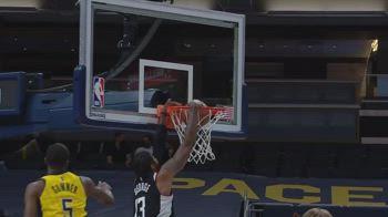 NBA, i 36 punti di Paul George contro Indiana