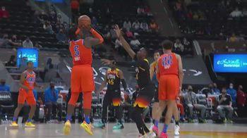 NBA, 42 punti per Lu Dort contro Utah