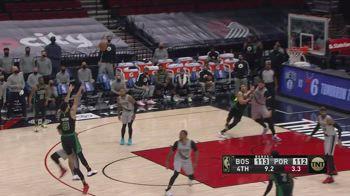 NBA, 32 punti per Jayson Tatum contro Portland