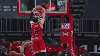 NBA, 30 punti per Zach LaVine contro Orlando