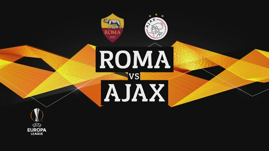 Roma-Ajax 1-1, gol e highlights