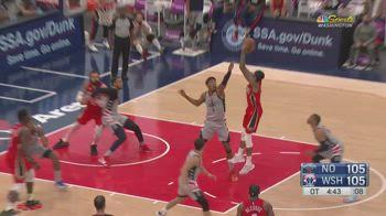 NBA, 34 punti per Brandon Ingram contro Washington