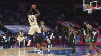 NBA, 36 punti per Joel Embiid contro i Clippers