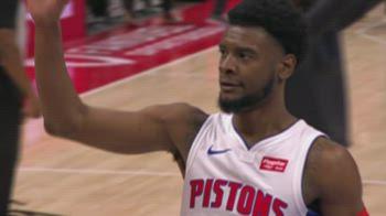 NBA Highlights: Detroit-Oklahoma City 110-104