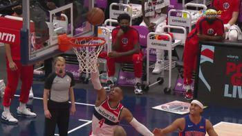 NBA, la tripla doppia di Westbrook contro Detroit