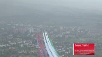 f1 canale 207 inno e frecce tricolori ore 14.46