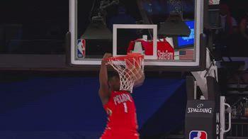 NBA, i 34 punti di Brandon Ingram contro New York