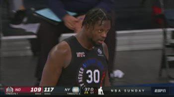NBA Highlights: New York-New Orleans 122-112 OT