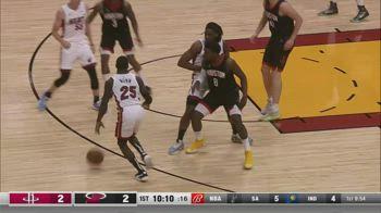 NBA, i 30 punti di Kendrick Nunn contro Houston