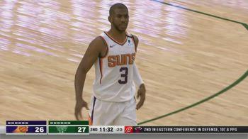 NBA, i 13 assist di Chris Paul contro Milwaukee