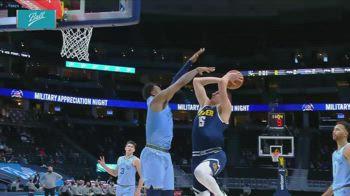 NBA, i 47 punti di Nikola Jokic contro Memphis