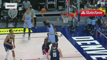 NBA, Ja Morant sbaglia la schiacciata della vittoria