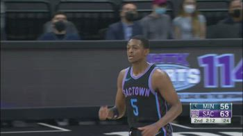 NBA, i 30 punti di De'Aaron Fox contro Minnesota