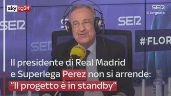 "Superlega, Perez: ""Juventus e Milan non hanno lasciato"""
