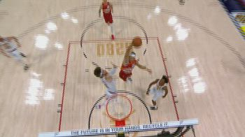 NBA, la schiacciata di Hampton su Osman