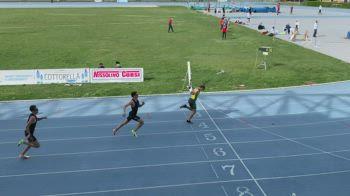 Davide Re rieti 400 metri