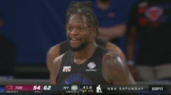 NBA Highlights: New York-Toronto 120-103