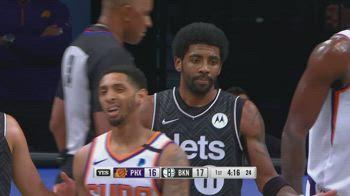 NBA, 34 punti di Irving vs. Phoenix
