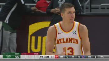 NBA, 32 punti per Bogdan Bogdanovic contro Milwaukee